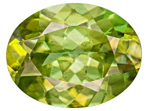 Pre-Owned Sphene 9.5x7.5mm Oval 2.25ct