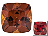 Pre-Owned Honey Red Garnet Color Shift 7mm Square Cushion 1.75ct