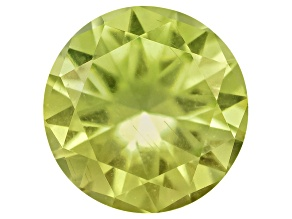 Pallasitic Peridot .16ct Minimum 3.40mm Round