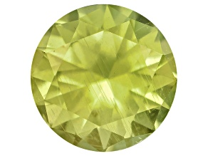 Pallasitic Peridot Minimum .18ct 3.6mm Round