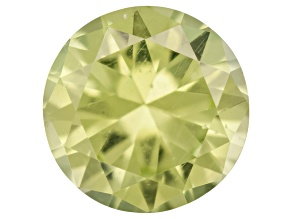 Pallasitic Peridot Minimum .22ct 3.8mm Round