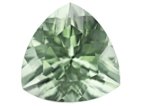Prasiolite 21x21mm Trillion 26.05ct