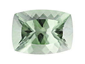 Prasiolite 22x16mm Rectangular Cushion 22.13ct