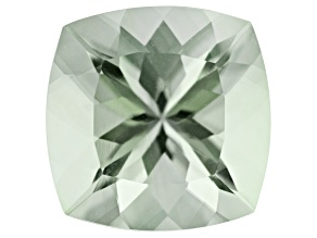 Prasiolite 16mm Square Cushion 14.81ct