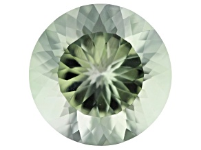 PRASIOLITE 16MM ROUND 12.56CT