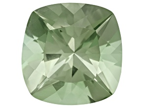 Prasiolite 14mm Square Cushion 9.00ct