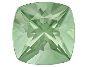 Prasiolite 11mm Square Cushion 4.50ct