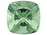 Prasiolite 12mm Square Cushion 5.50ct