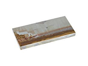 Paesina Pietra 8x4 Centimeters Free Form Slice
