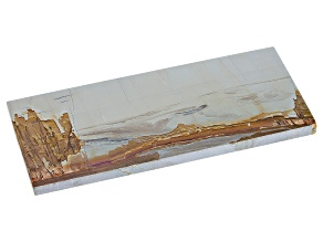 Paesina Pietra 10x5 Centimeters Free Form Slice