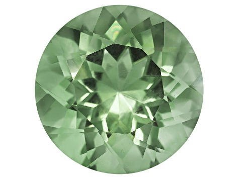 Prasiolite 14mm Round 8.00ct