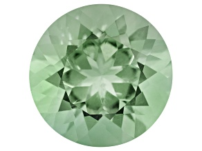 Prasiolite 12mm Round 5.00ct