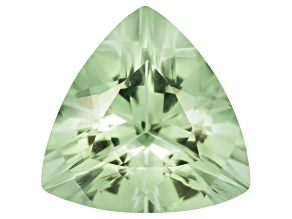 Prasiolite 12mm Trillion 4.75ct