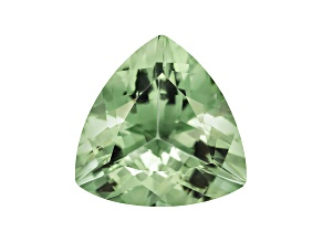 Prasiolite 15mm Trillion 9.25ct