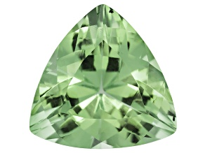 Prasiolite 12mm Trillion 4.00ct