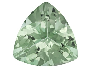 Prasiolite 14mm Trillion 7.00ct