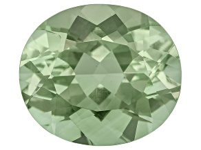 Prasiolite Oval 11.00ct