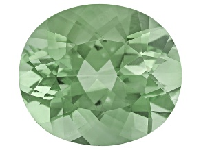 Prasiolite 16x14mm Oval 10.62ct