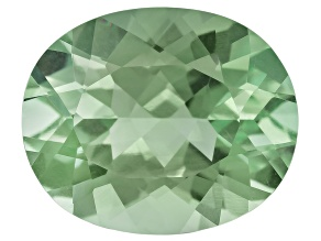 Prasiolite 11x9mm Oval 3.00ct