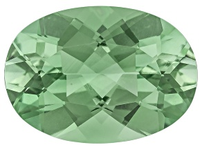 Prasiolite 14x10mm Oval 4.50ct