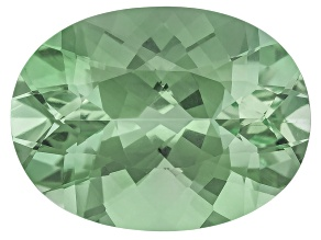 Prasiolite 16x12mm Oval 8.00ct