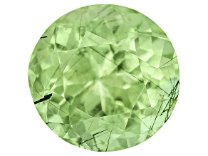 Peridot Ludwigite Included Round 3.00ct