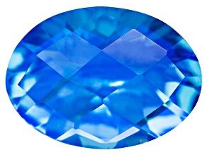 Quartz Triplet 14x10mm Oval Quantum Cut 5.20ct