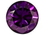 Alexandrite Color Change Lab Created 11mm Round Brilliant Cut 5.00ct