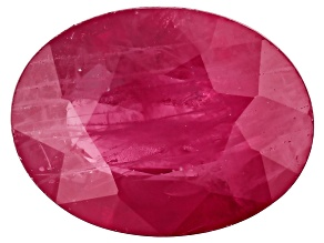 Burma Ruby 1.48ct 8x6mm Oval
