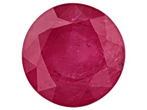 Burma Ruby 1.46ct 6.5mm Round
