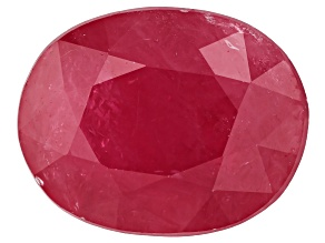Ruby 3.88ct 9.8x7.8 Oval