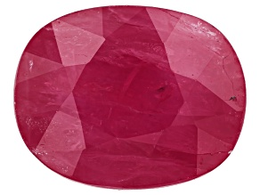 Ruby 3.93ct 10x8mm Oval