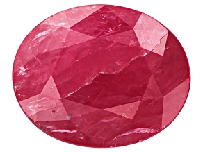 Ruby 5.33ct 12x10mm Oval