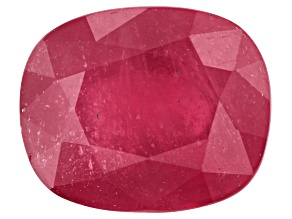 Mozambique Ruby 9.5x7.8mm Rect Cush 3.10ct