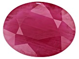 1.96ct Burmese Ruby 9x7mm Oval