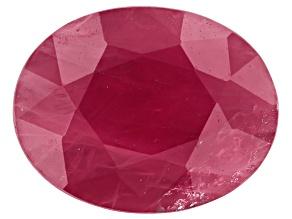 2.39ct Burmese Ruby 9x7mm Oval
