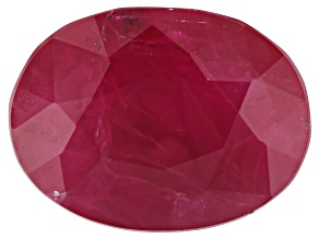 Ruby Burma MM Varies Oval 1.50ct