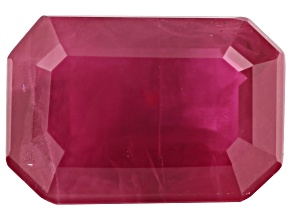 1.00ct Burma Ruby 7x5mm Rect Oct