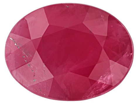 2.11ct Burma Ruby 9x7mm Oval