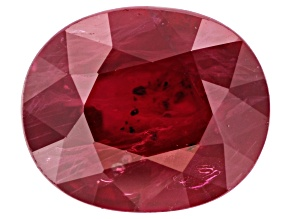 Ruby 8x6.5mm Oval 2.21ct