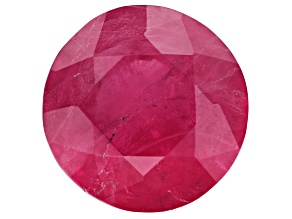 Ruby 6.5mm Round 1.10ct