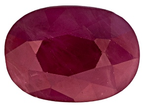 Ruby 7x5mm Oval 1.00ct