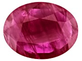Ruby 7.5x5.5mm Oval Mixed Step 1.00ct
