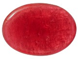 Rhodonite 18x13mm Oval Cabochon 16.25ct