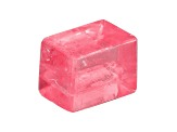 Rhodochrosite 8.6x7mm Rhomboidal Crystal Polished 6.20ct