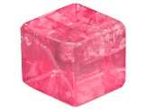 Rhodochrosite 7.8x6.4mm Rhomboidal Crystal Polished 4.70ct