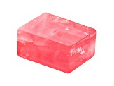 Rhodochrosite 15.5x12.6mm Rhomboidal Crystal Polished 27.55ct