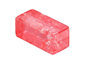 Rhodochrosite 17.3x7.6mm Rhomboidal Crystal Polished 12.58ct