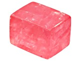 Rhodochrosite 10.54x7.84x6.99mm Rhomboidal Crystal Polished 11.34ct