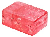 Rhodochrosite 18x12.5mm Rhomboidal Crystal Polished 35.06ct